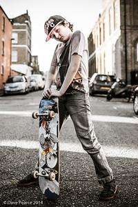 Skater Dude.