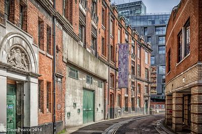 Barge House Street, SE1