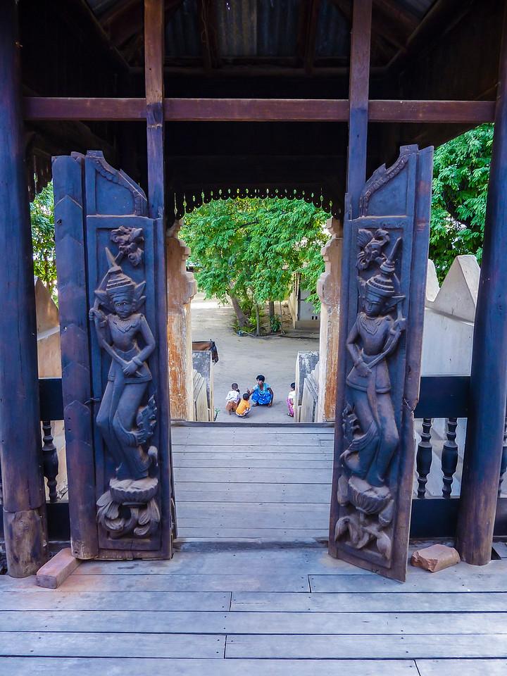 Bagan Temples, Day 2 - (Myanmar 2009)