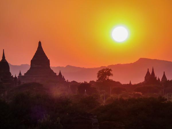Bagan Temples - Day 2