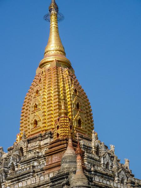 Bagan Temples, Day 1 - Late Morning (Myanmar 2009)