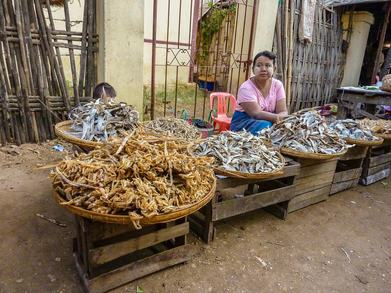 Nyaung U Market, Bagan, Myanmar (2009)