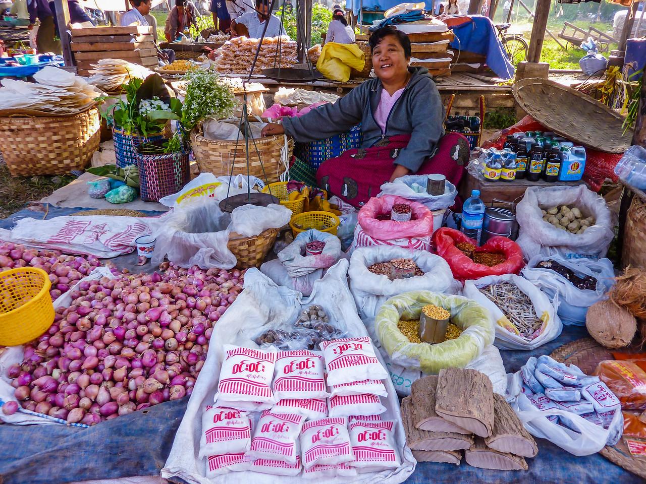 5 Day Market, Inle Lake, Myanmar