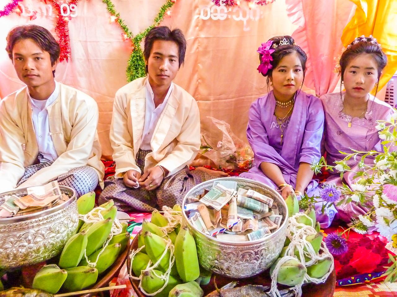 Sankar Village, Inle Lake, Myanmar