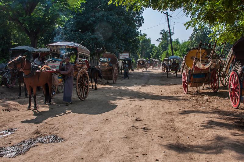 Myanmar 2011 - Ancient Cities
