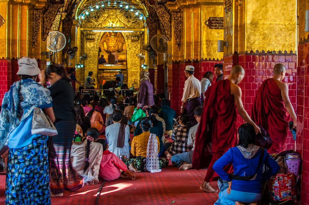 Myanmar 2011 - Mandalay