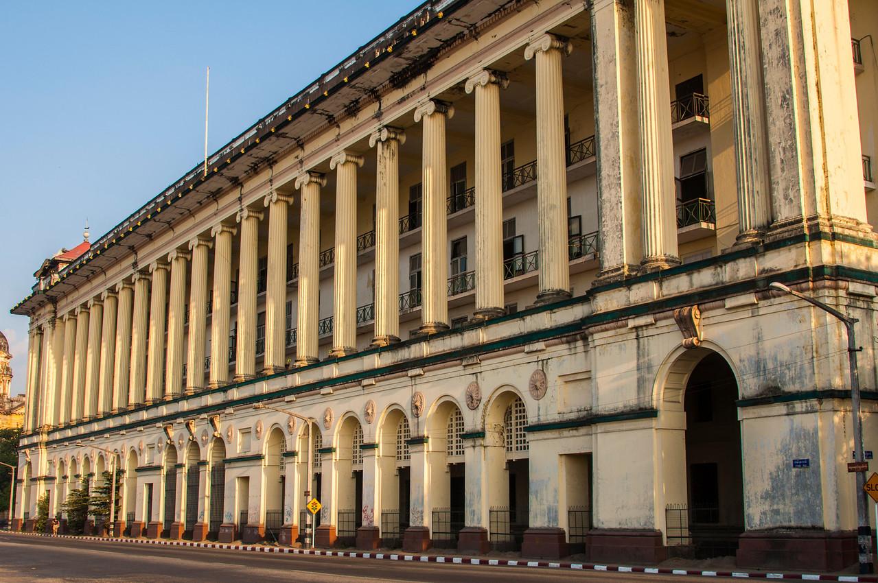 Myanmar 2011 - Yangon