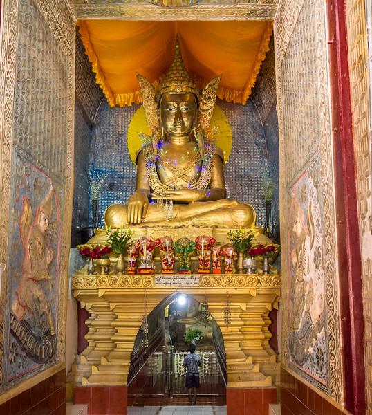 Shin Pin Set Thwar Pagoda