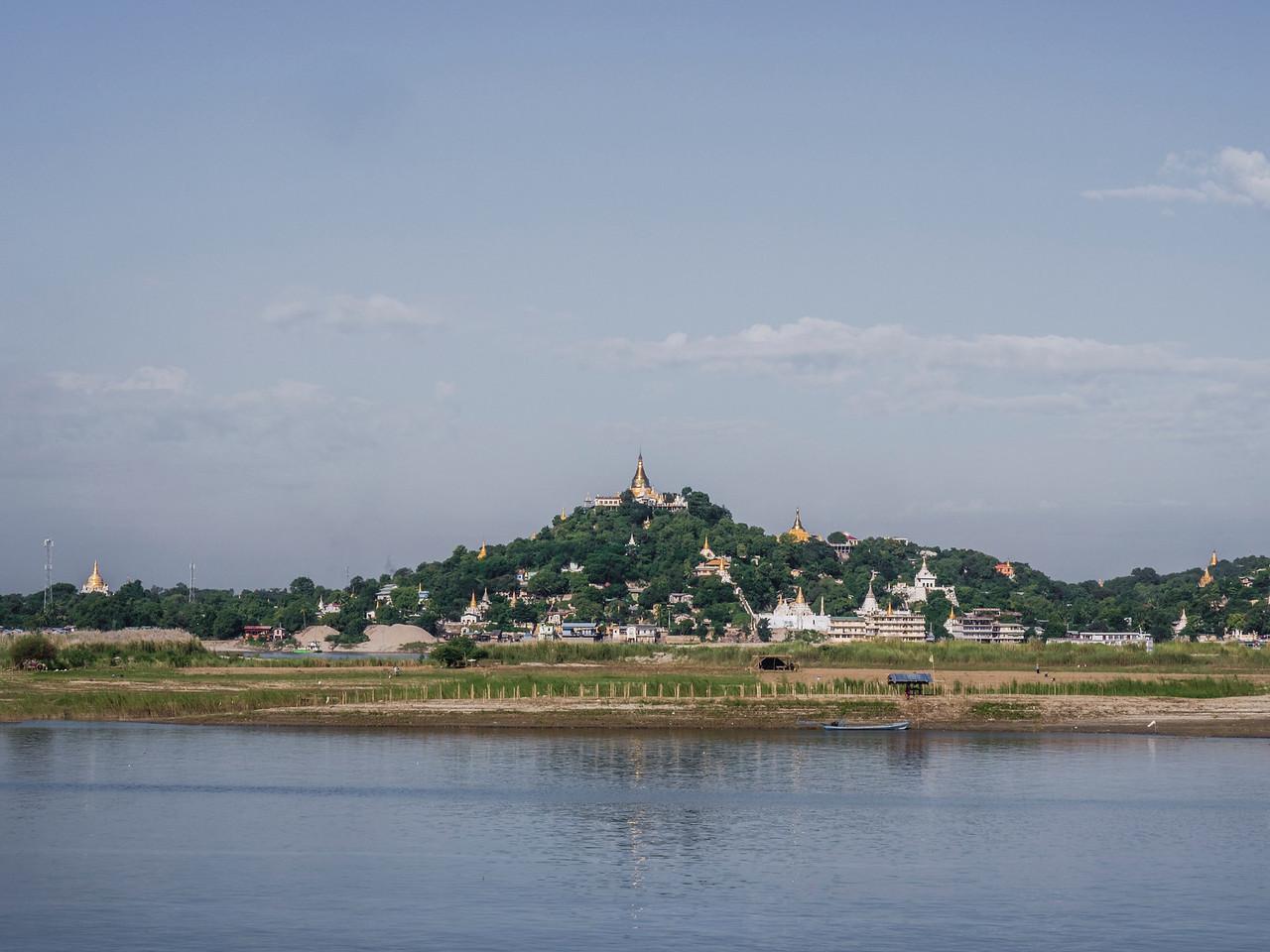 Sagaing Hill, Sagaing