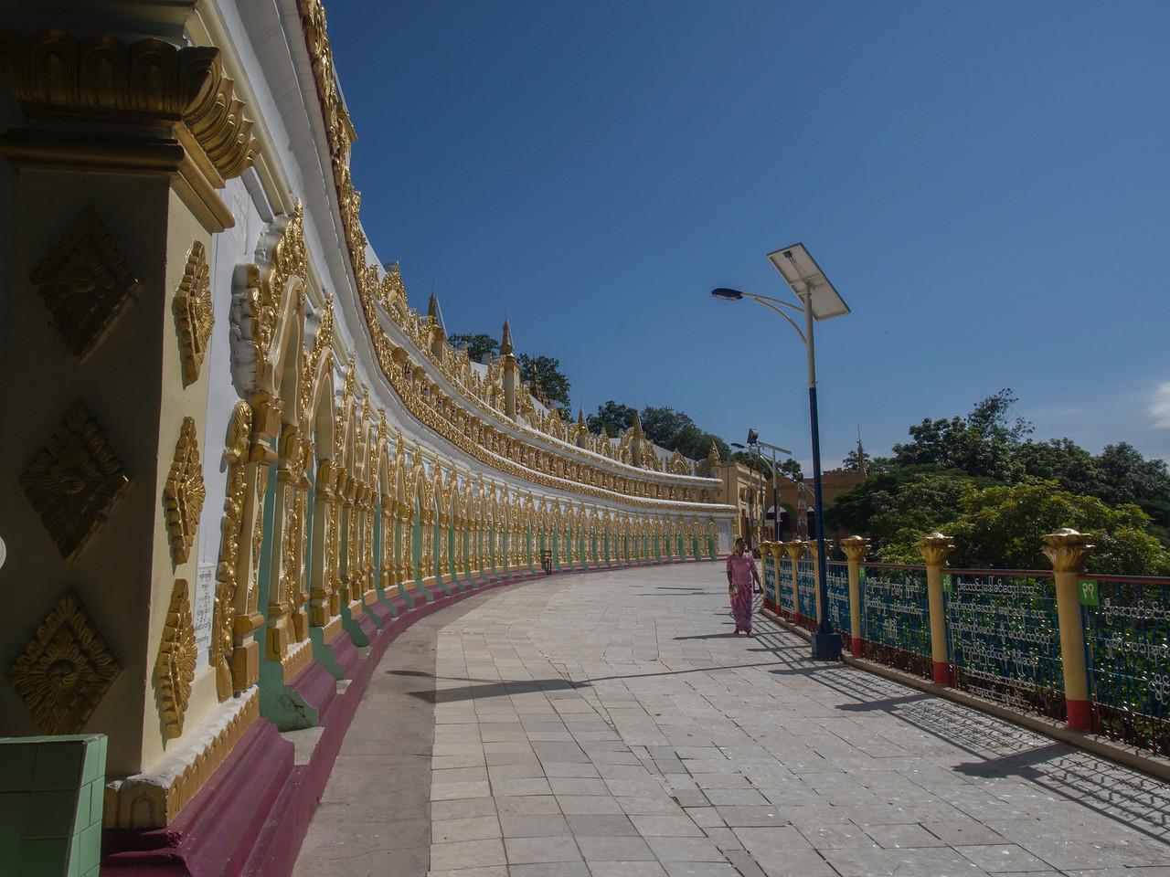 U Min Thonze cave pagoda