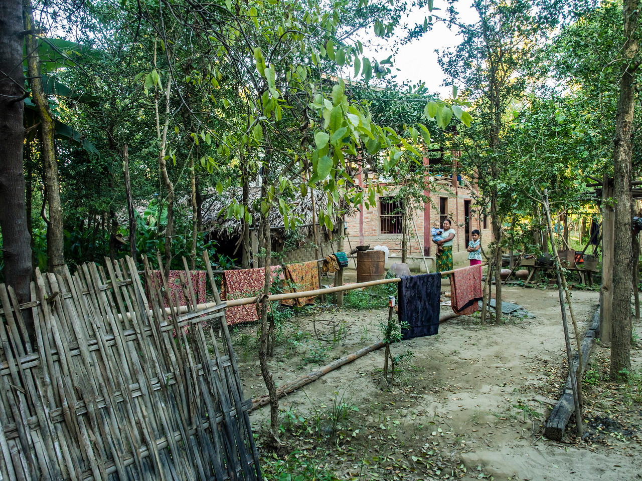 Din Bauk village