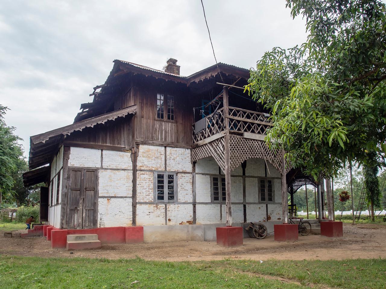 Mowlike village, Myanmar