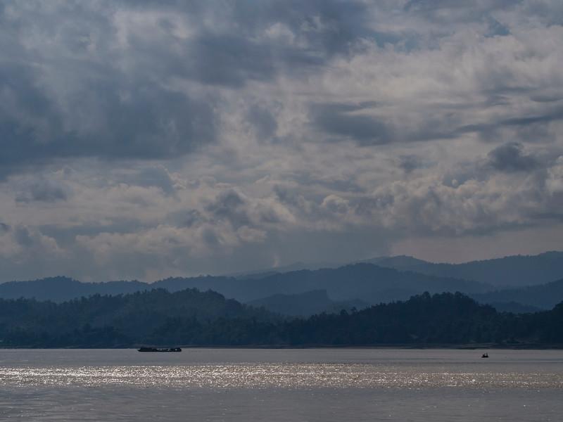 Views along the Chindwin River