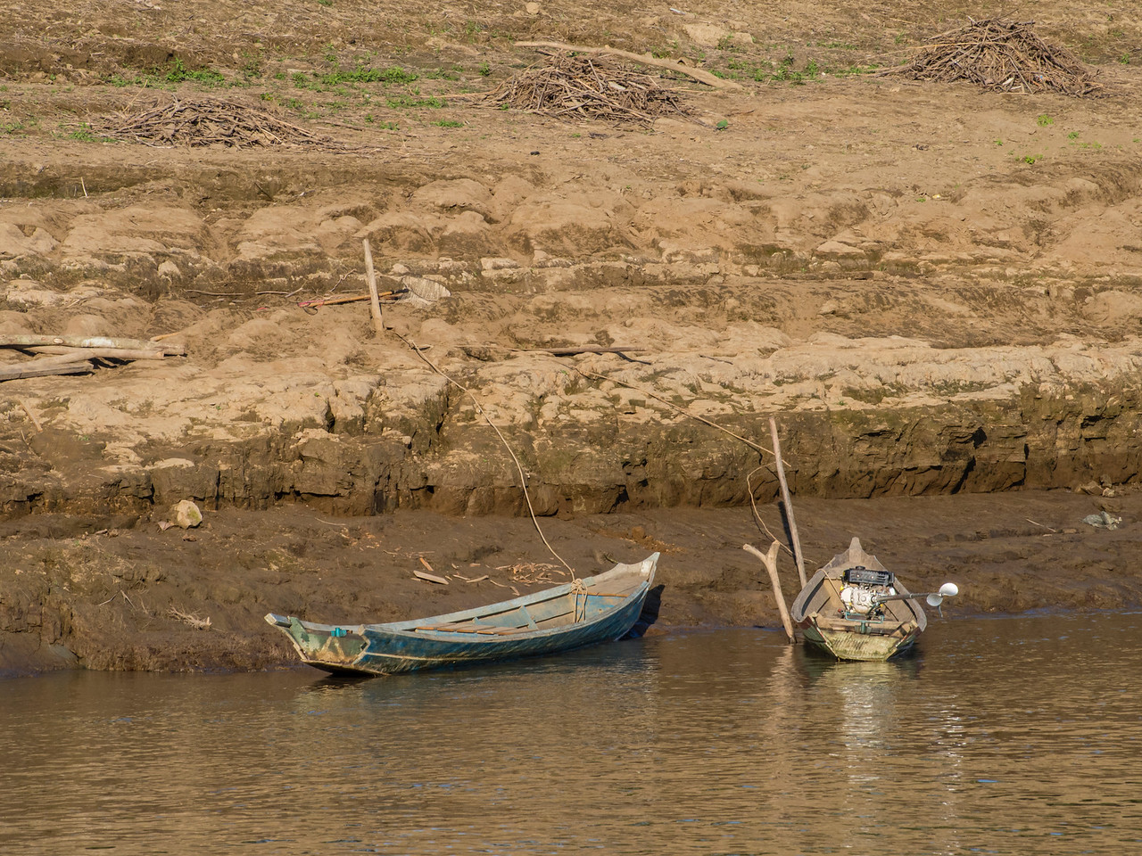 Life along the Chindwin River