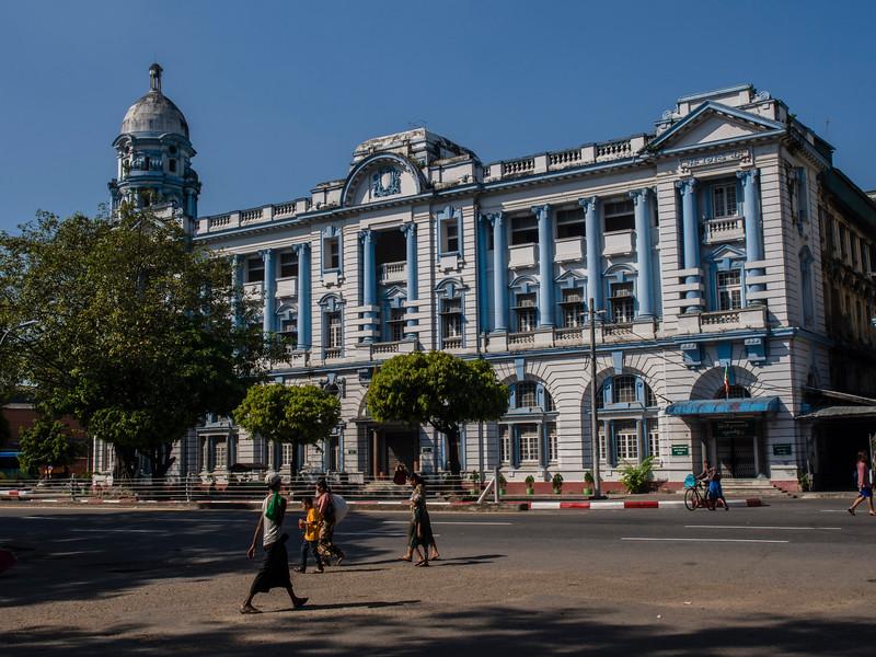 Myanma Economic Bank Branch 2