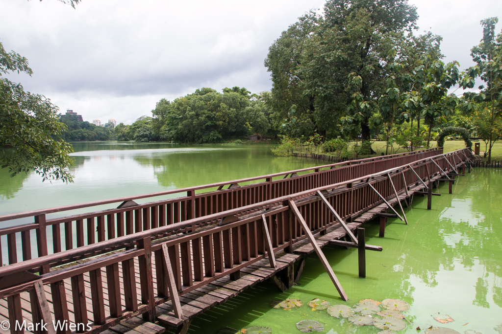 Kandawgyi Park