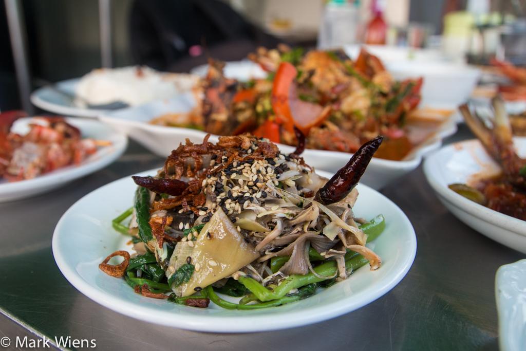 Rhakine salad