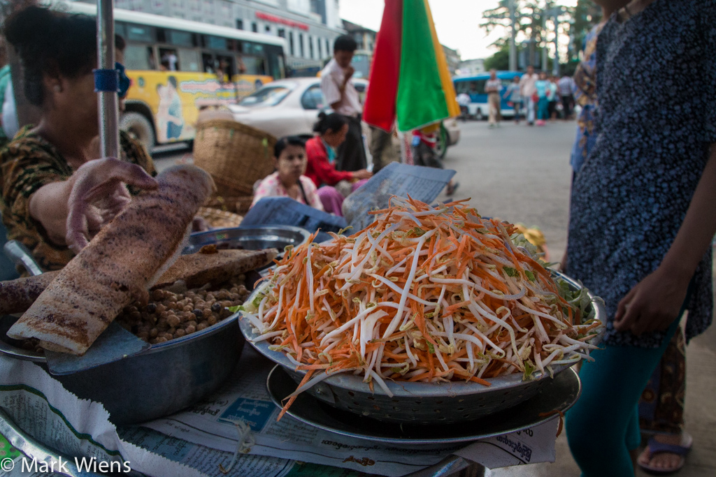 dosa in Yangon