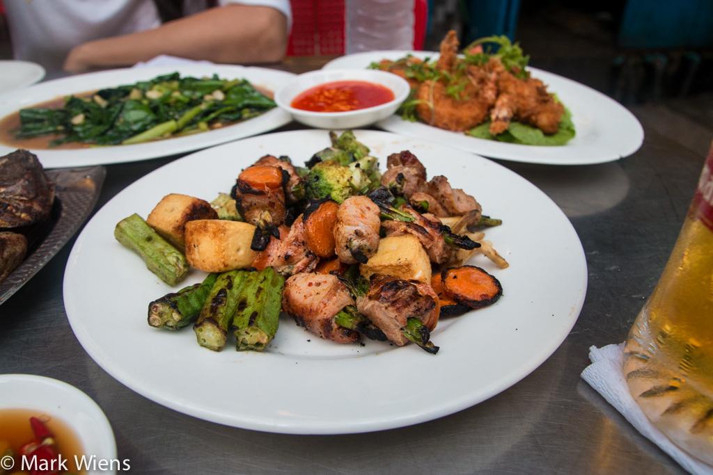 Food in Myanmar