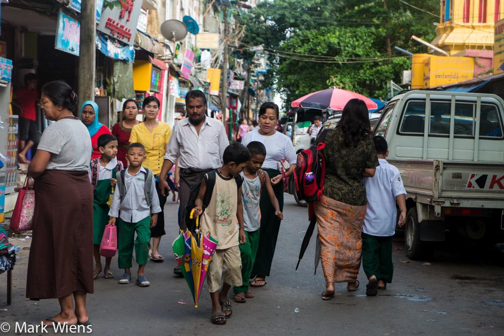 School in Yangon