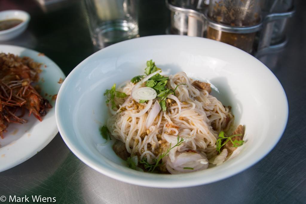 Rakhine noodle