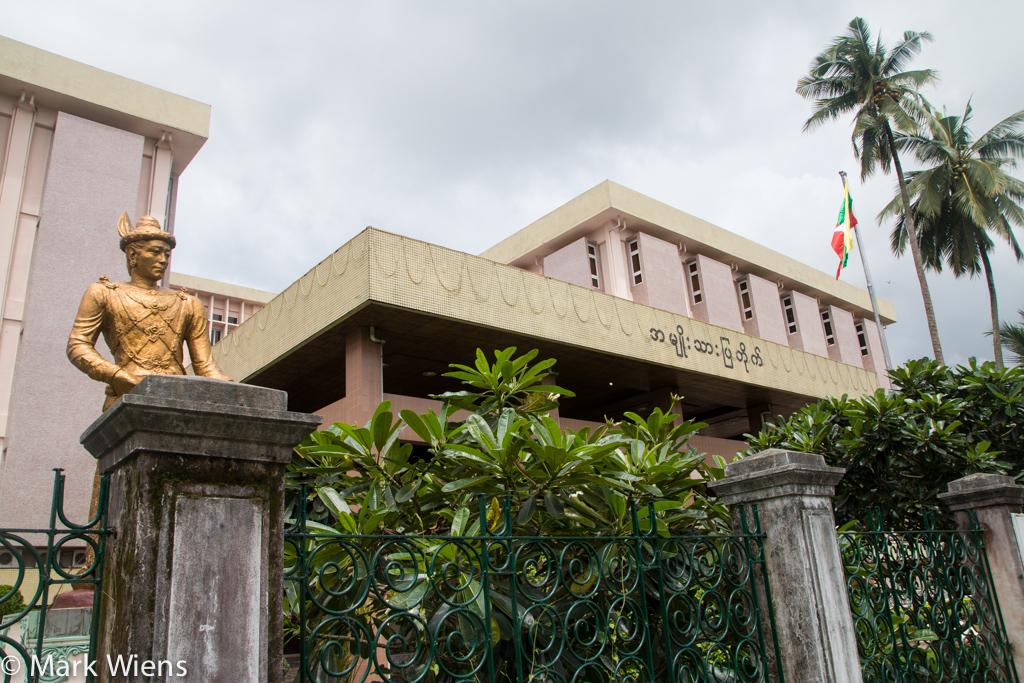Yangon attractions