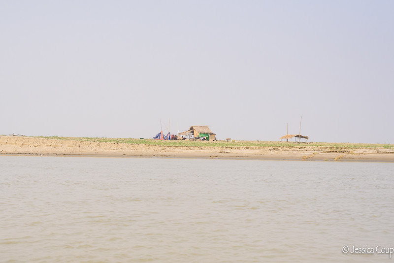 Dwelling on the Sandbar