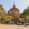 Temple Parking