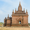 Biking Around Bagan