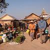 5 day market at Indein