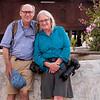 Shep and Melissa Harris<br /> @  Shwe Yaunghwe Kyaung Monastery, Nyaungshwe
