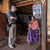 Karl visits an old friend in Pyin Oo Lwin.