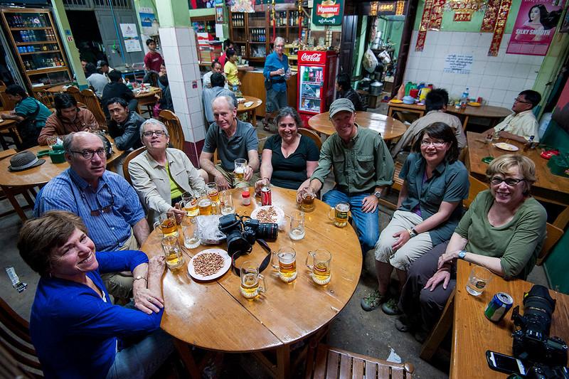Best bar in Nyaungshwe!