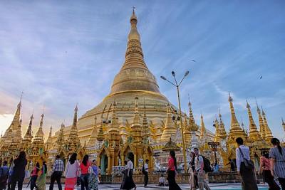 Shwedagon Pagoda (Yangon)