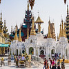 Grounds of the Shwedagon Pagoda