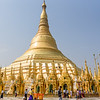 2,500 Year Old Shwedagon Pagoda