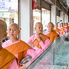 Pink Nuns of Myanmar