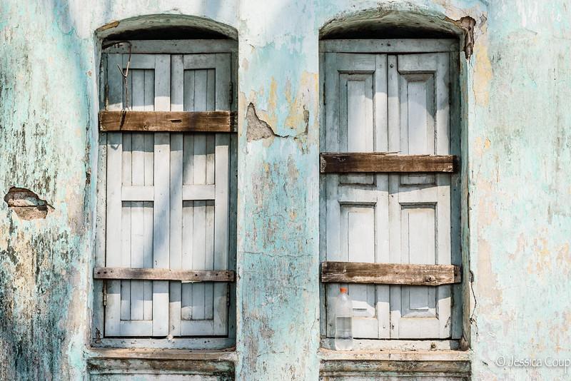 Boarded Windows