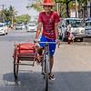 Red Biker