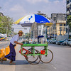Traveling Food Vendor