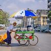 Traveling Food Vendor