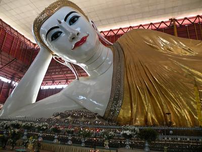 Янгон, декабрь 2008. Экспедиция Кайлаш.