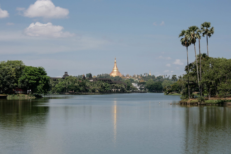 Myanmar Temple Sites