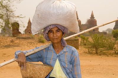 Woman with basket-BUR_8936