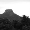 Mount Popa in the distance