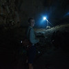 Barefoot excursion through the Saddar Cave