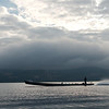 Early morning at Inle Lake