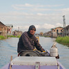 Our great boat driver/guide - a man of few words