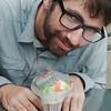 Yann's favourite ice cream treat, Nylon Ice Cream Parlour, Mandalay