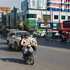 Downtown Mandalay is modern and pretty ugly
